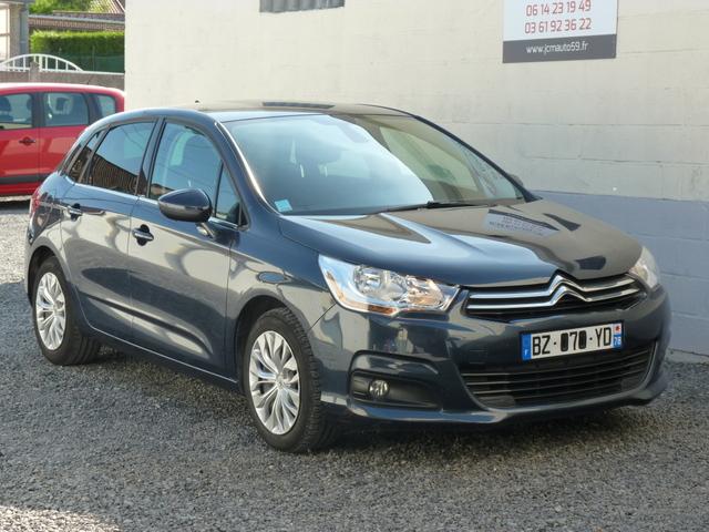 Citroën Citroën C4 II 1.6 HDi 90 FAP Confort