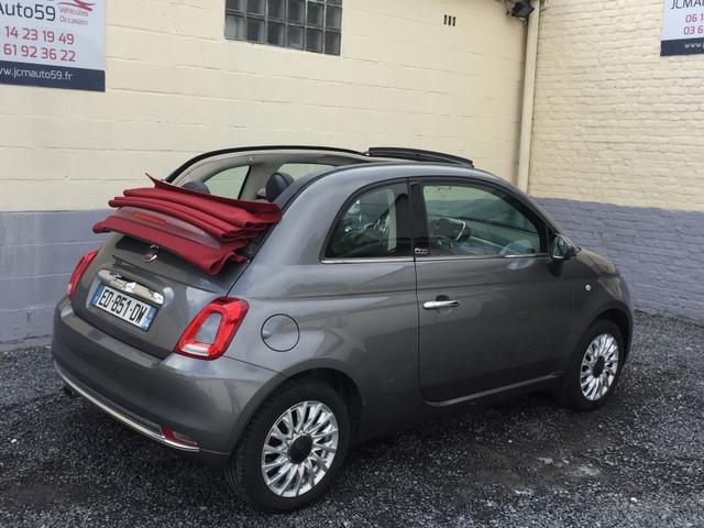 Fiat Fiat 500  1.2 8v 69ch Lounge