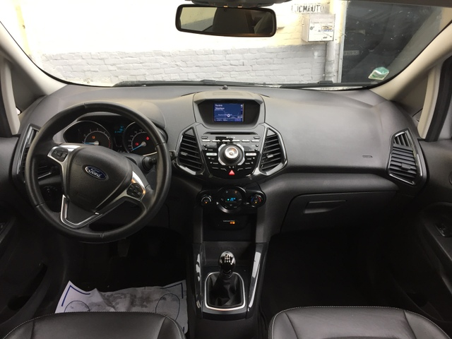 Ford Ford EcoSport  1.0 EcoBoost 140ch Titanium S